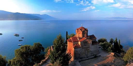 Ohrid Church of St. Jovan Kaneo
