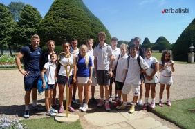Tennis camp Nike, Hampton Court