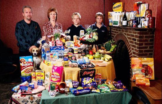 Britanci i sta se obicno nalazi na trpezi jedne porodice