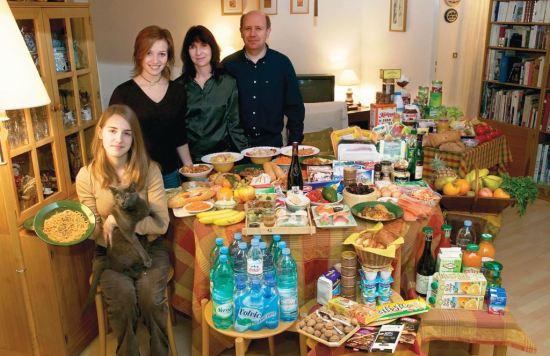 Francuska porodična trpeza