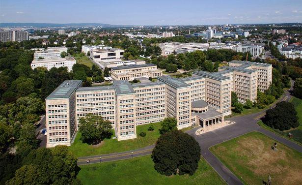 Geteov univerzitet u Frankfurtu
