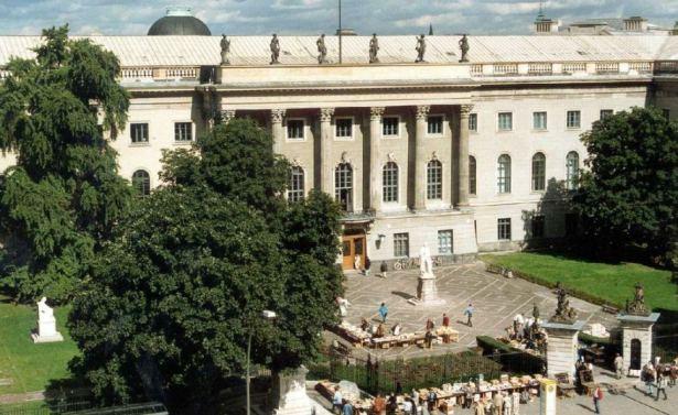 Humboltov univerzitet u Berlinu