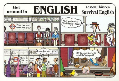 Survival English