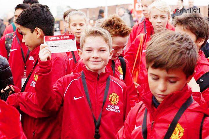 Skola fudbala Manchester United, 01, Verbalisti