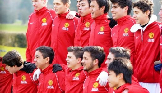 Fudbalski kamp Manchester United promocija, Verbalisti