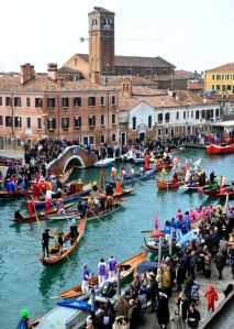 Kursevi italijanskog za vreme karnevala u Veneciji, Verbalisti
