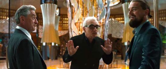 Reklama Audicija sa Robert De Nirom i Leonardom Dikapriom