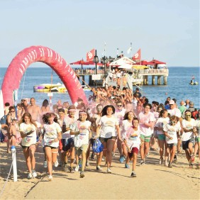 Color Run Lignano Sabbiadoro