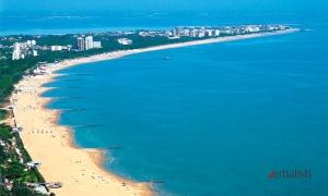 Pescana plaza duga 8 kilometara u Linjanu