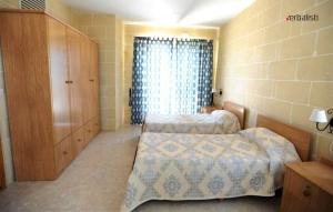 Dvokrevetna soba apartmana rezidencije Migiarro