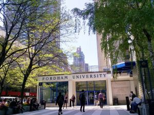 Fordham University Lincoln Center Campus