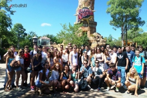 Vikend u Orlandu i poseta zabavnom parku Islands of Adventure