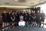 Manchester United soccer schools coaches, Verbalisti