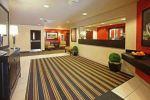 Brickell residence lobby