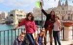 Polaznici jezicke mreze, Malta