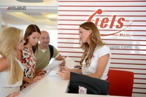 Recepcija skole jezika IELS na Malti, Verbalisti