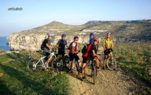Voznja biciklima po ostrvu Gozo