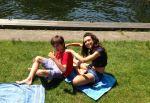 Letnja skola nemackog, Berlin Water Sports, Verbalisti 43