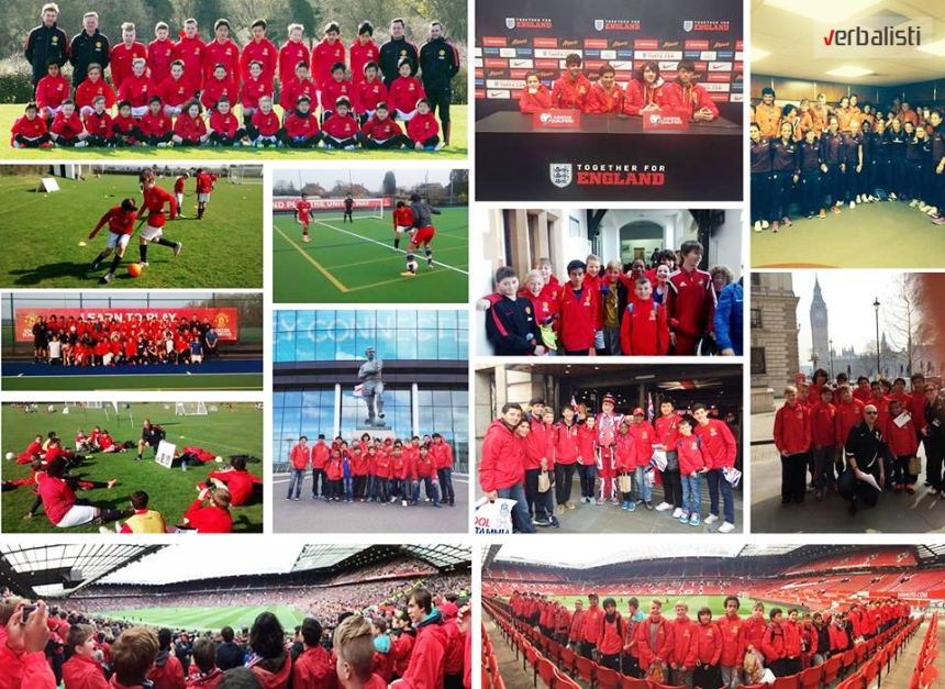 Skola fudbala Manchester United, 2015 april, Verbalisti