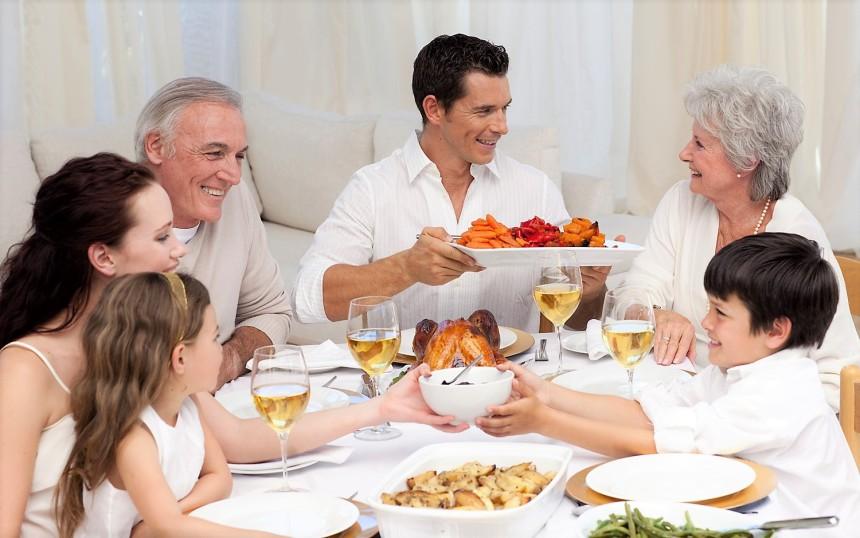 Porodicni rucak
