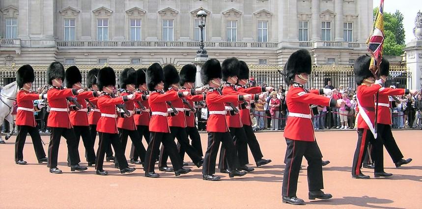 Garda britanske kraljice