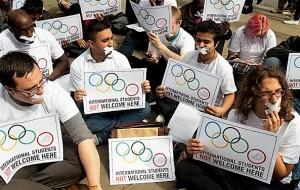 Protesti koji su usledili nakon objavljivanja izmena Britanskog imigracionog zakona