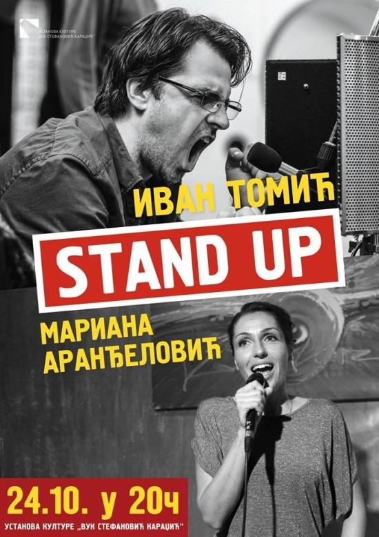Stand-up komedija sa Ivanom Tomicem, Verbalisti