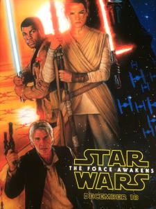 Star Wars - Budjenje sile poster