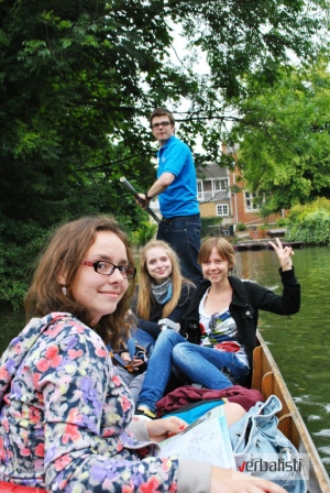 Polaznici skole jezika u Oksfordu, Verbalisti