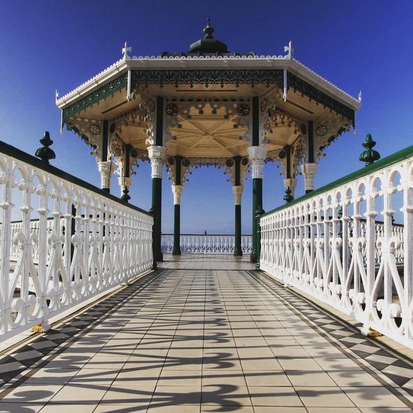 Brighton birdcage