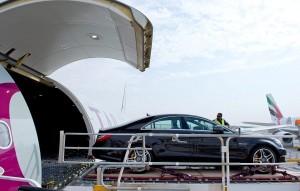Arapi transportuju supersportske automobile u London