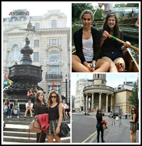 Letnja skola engleskog jezika u Londonu, program My LONDON, Verbalisti