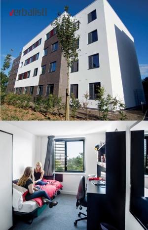 Letnja studentska rezidencija Madeira Road u Bornmutu, Verbalisti