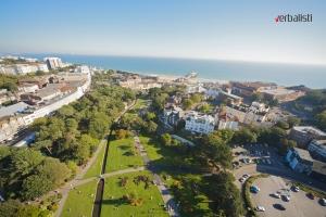 Pogled na Bournemouth, Englesku rivijeru
