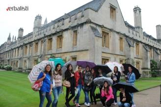 Verbalisti, jezicko putovanje My OXFORD