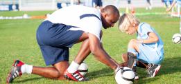 Briga o najmlađim fudbalerima je uvek prisutna, Verbalisti