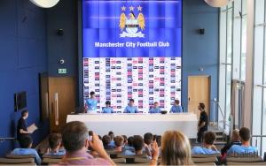 Fudbalska akademija i medijski centar, Manchester City Football Academy
