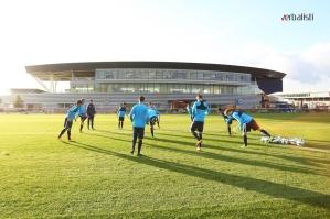 Savršeni zatvoreni i otvoreni tereni za trening