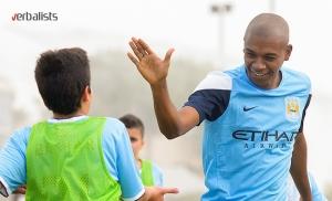 Prilika da igras fudbal u jednom od najboljih klubova na svetu, Manchester City i Verbalisti