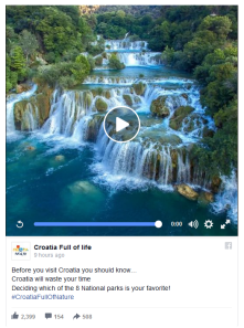Croatia will waste your time