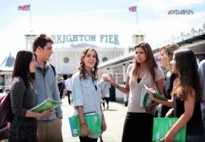 Druženje posle časova, Brighton Pier