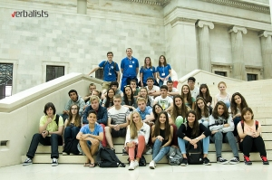 Posete muzejima i obilasci Londona, Verbalisti