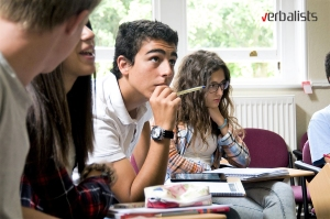 Studenti jezicke mreze Verbalisti u letnjoj akademskoj skoli u Oksfordu