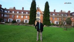 U poseti univerzitetu St Hugh's u Oksfordu