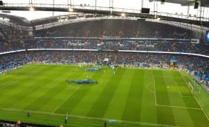Utakmica Manchester City protiv Leicester City