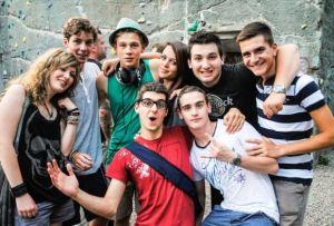 Kurs nemackog za mlade, Berlin Intensive, Verbalisti