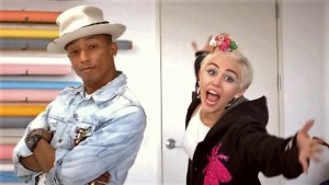 "Perhaps the biggest slang term of 2014 was ""bae"". ""Bae"" came from the English words baby and babe, which are both used to express affection (love) for your boyfriend or girlfriend. ""Bae"" is also used as an acronym for ""before anyone else"". Pharrell made use of the popular word in his song ""Come Get It Bae."""