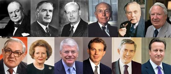 Navike britanskih premijera