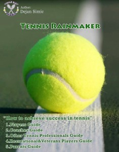 Tennis Rainmaker, Dejan Simic, Verbalisti