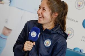 Skola fudbala za devojcice, Man City i Verbalisti